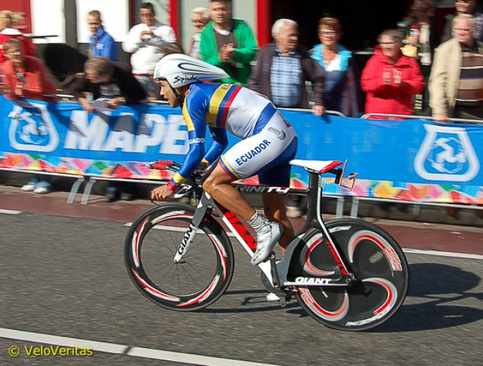 Mens Time Trial 2012