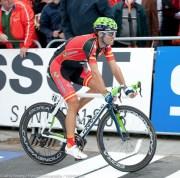 Valverde took Bronze.