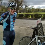 Matt Green cyclist