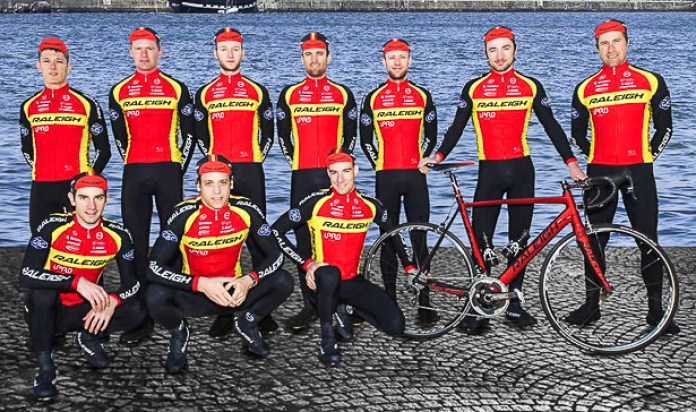 Team Raleigh 2014 CIRC