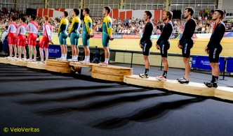 Commonwealth Games Team Pursuit