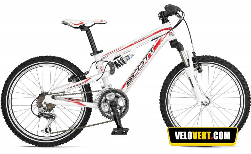 Guide d'Achat VTT : Scott Spark Jr 20