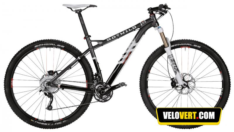 Guide d'Achat VTT : Rotwild R.C1 HT 29 Pro