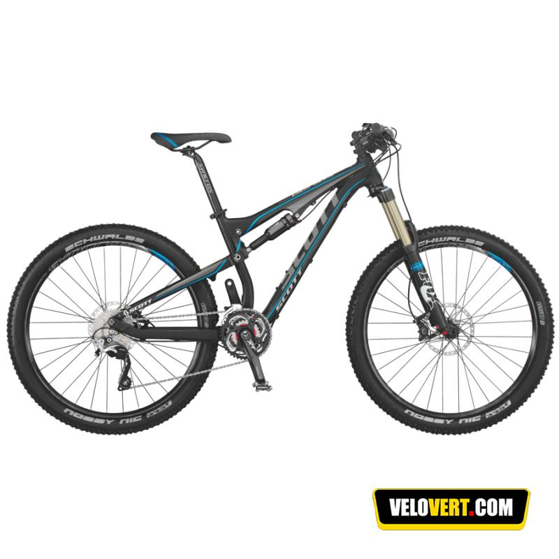 Guide d'Achat VTT : Scott Contessa Genius 700