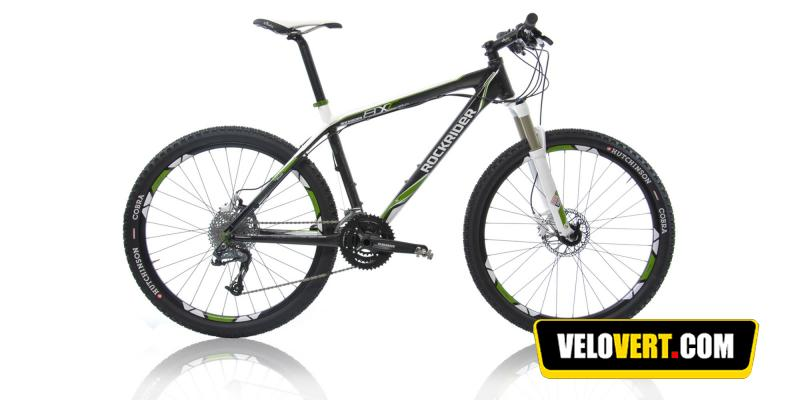 Guide d'Achat VTT : B'twin Rockrider 8XC Replica