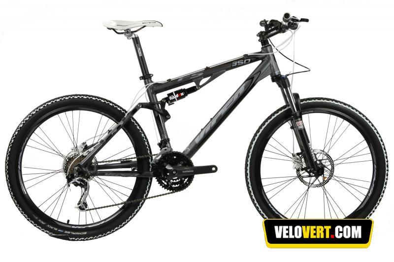 Guide d'Achat VTT : Viper Full Man 350