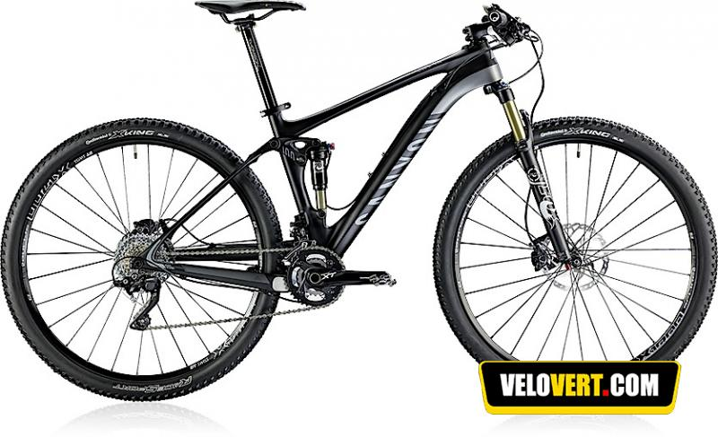 Guide d'Achat VTT : Canyon LUX CF 29 7.9
