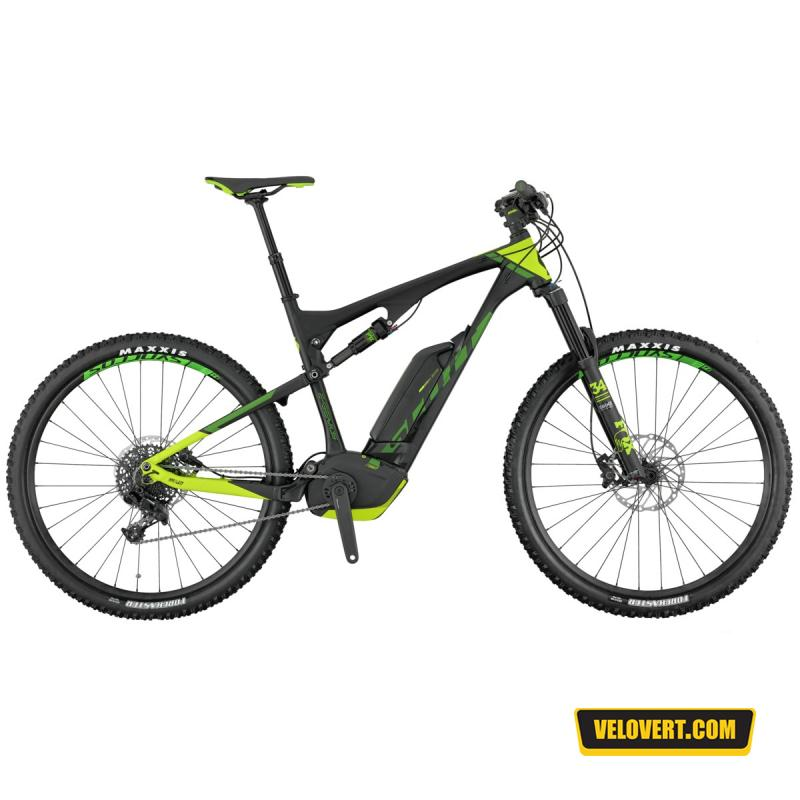 Guide d'Achat VTT : Scott SCOTT E-Genius 910 Bike