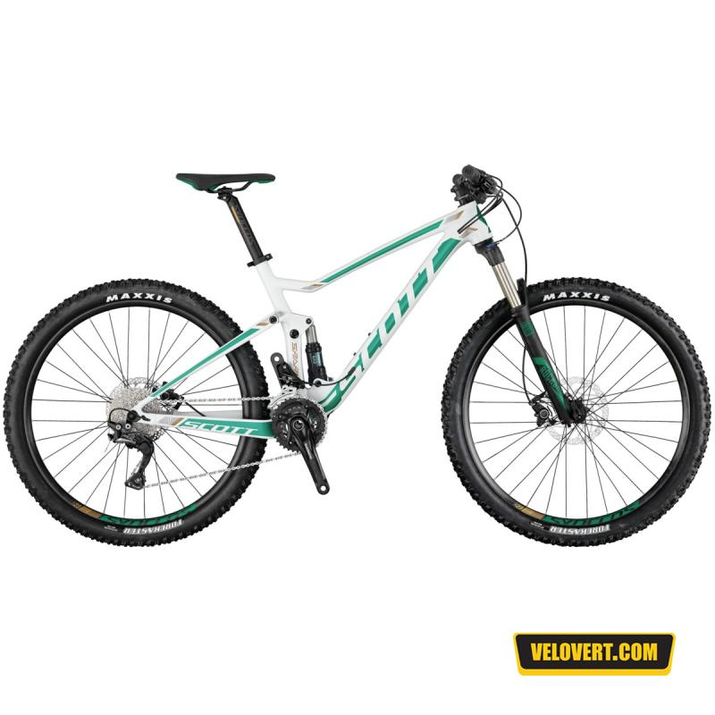 Guide d'Achat VTT : Scott SCOTT Contessa Spark 730 Bike