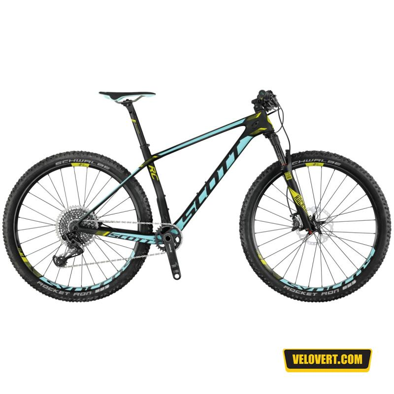 Guide d'Achat VTT : Scott SCOTT Contessa Scale RC 700 Bike