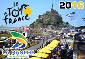El Tour de Francia 2016 saldrá de Mont-Saint-Michel
