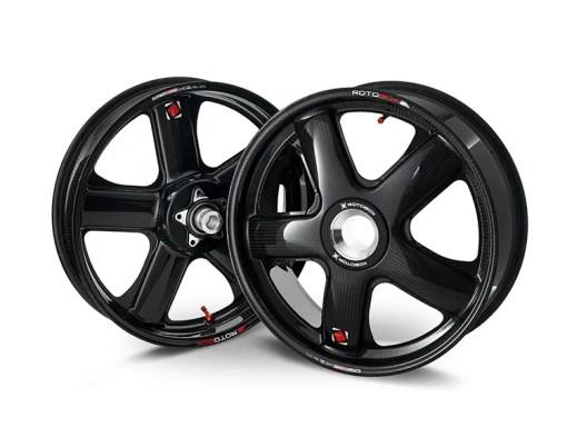 Rotobox Convex (single sided) Carbon Wheels
