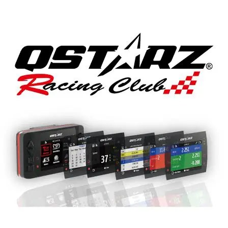 Qstars LT-Q6000 GPS Laptimer and Datalogger