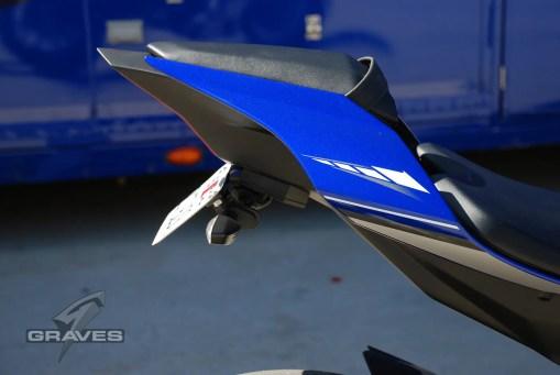 Graves Motorsports Yamaha R1 Fender Eliminator Kit 2015 FEY-15R1-K