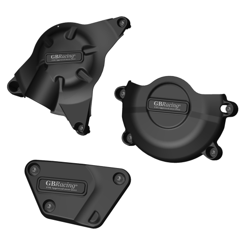 EC-R6-2008-SET-GBR YZF-R6 STOCK ENGINE COVER SET 2006 - 2015