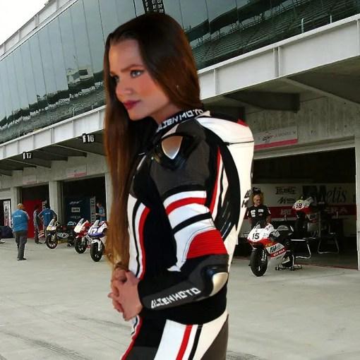 AlienMoto AlienSkin A51 RR Evolution Protection suit