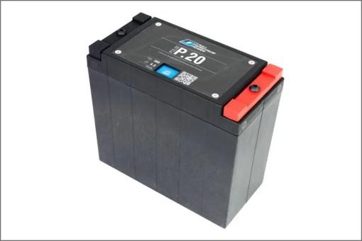 Full Spectrum Power Pulse P20