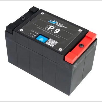 Full Spectrum Power Pulse P9