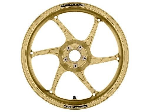OZ cattiva magnesium alloy wheels