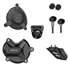S1000RR Motorcycle Protection Bundle 2009 - 2016 RACE CP-S1000RR-2009-R-CS-GBR