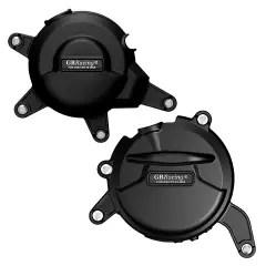 RC390 2017-19 & Duke 390 2016-19 Secondary Engine Cover SET EC-RC390-2017-SET-GBR