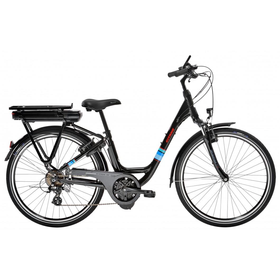 VÉLO ÉLECTRIQUE VILLE GITANE ORGAN e-Bike Central 2016