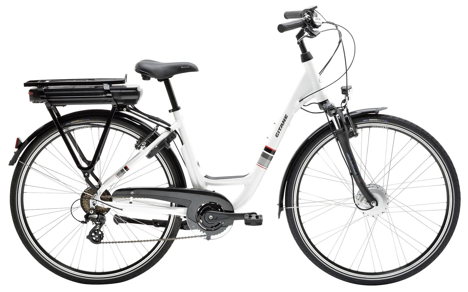 VÉLO ÉLECTRIQUE VILLE GITANE ORGAN e-Bike e-Central 2017