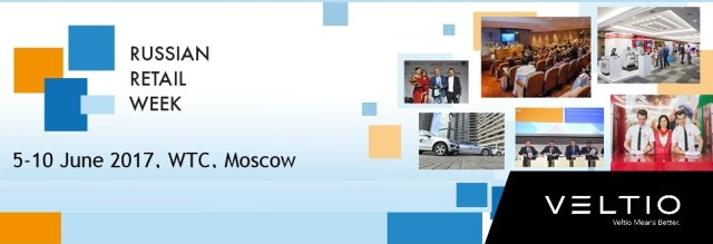 Russian Retail Week_Veltio