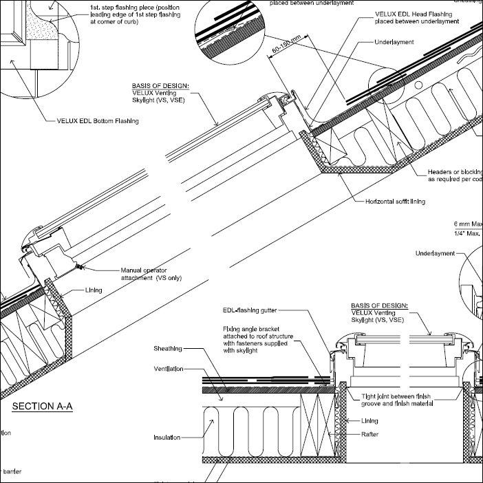 wiring diagram for velux windows