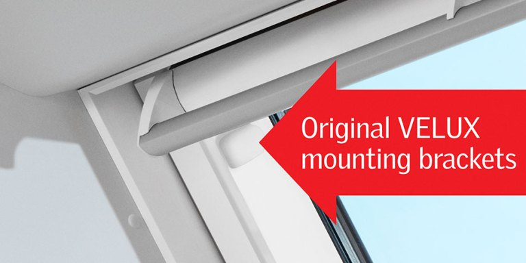 Control The Light With Solar Powered Blinds Velux