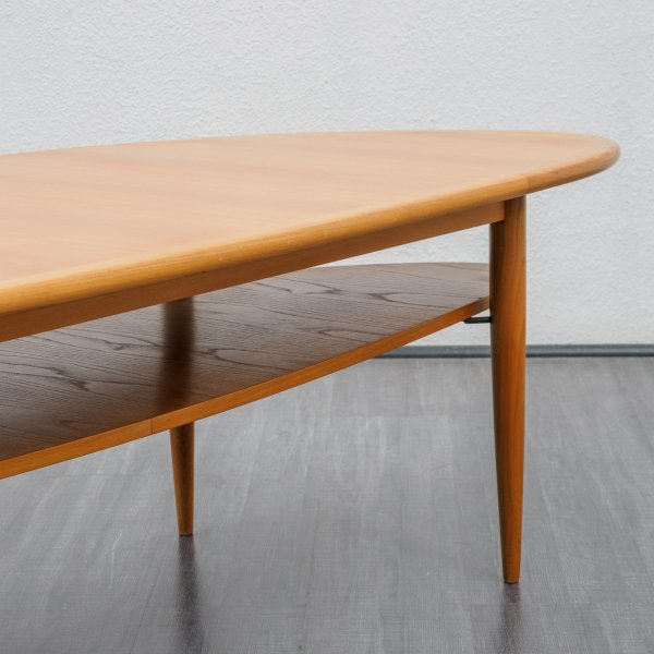 vintage dining table and coffee table