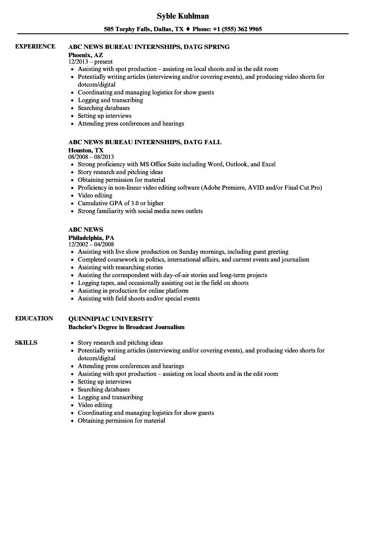 logging resume writing examples