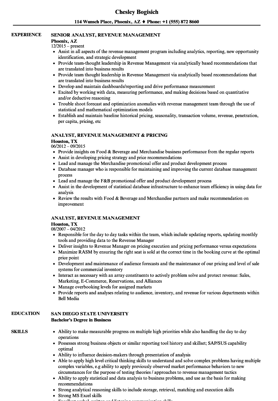management accountant resume sample