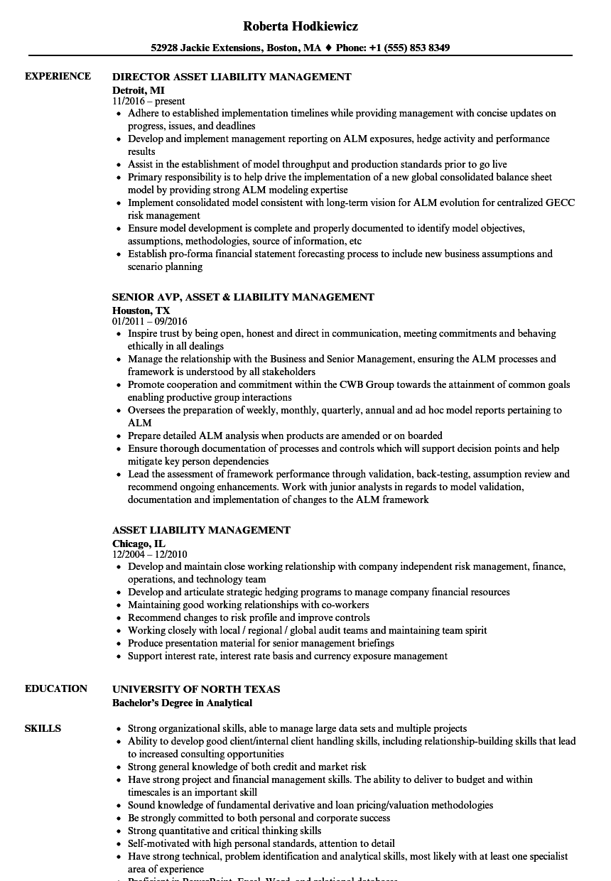 it service management sample resume