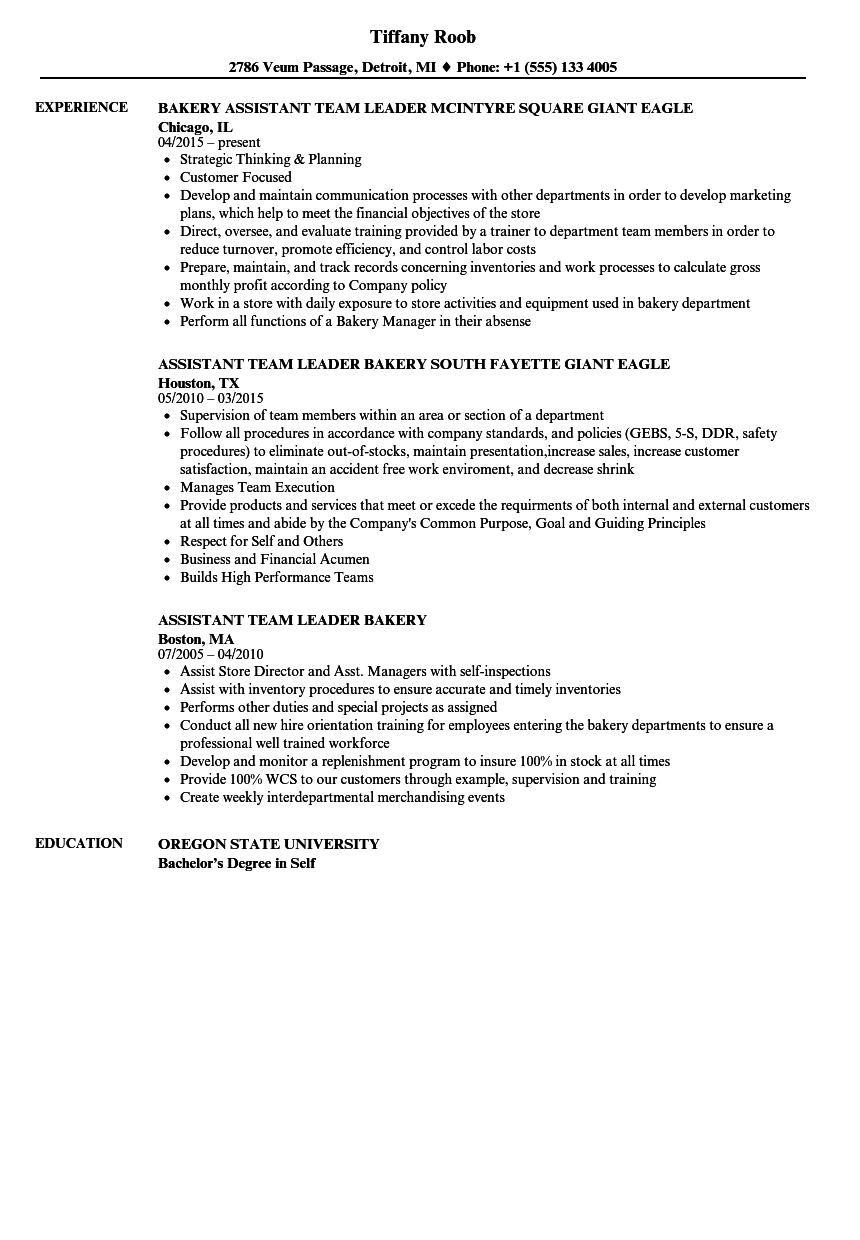 buying assistant resume sample