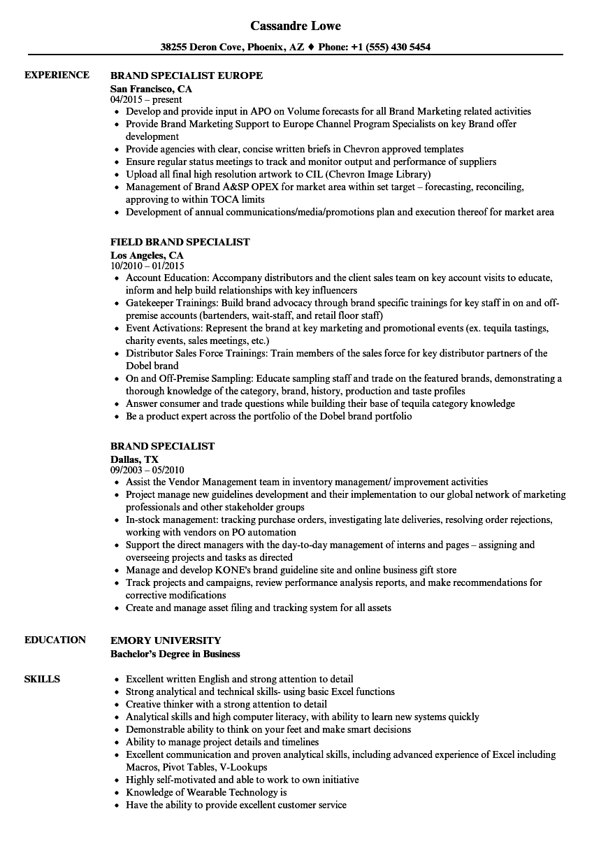 Executive Protection Resume Sample