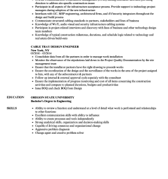 cable design engineer resume samples velvet jobs arsenal jvc wiring harness download cable design engineer resume [ 860 x 1240 Pixel ]
