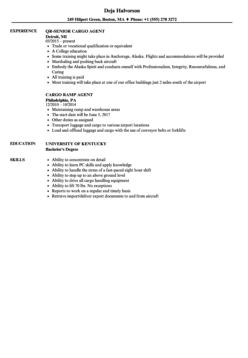 example of resourcefulness in resume