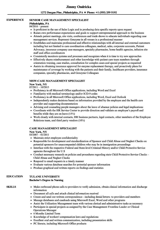 configuration management resume sample
