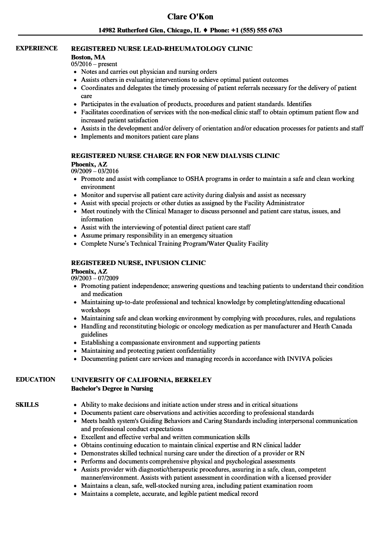 Resume Format: Resume Format New Graduate