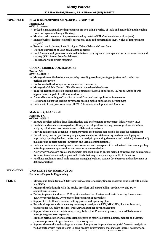 benefits manager resume sample