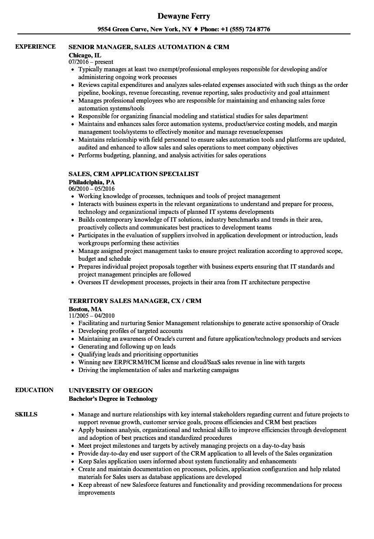 resume samples word file