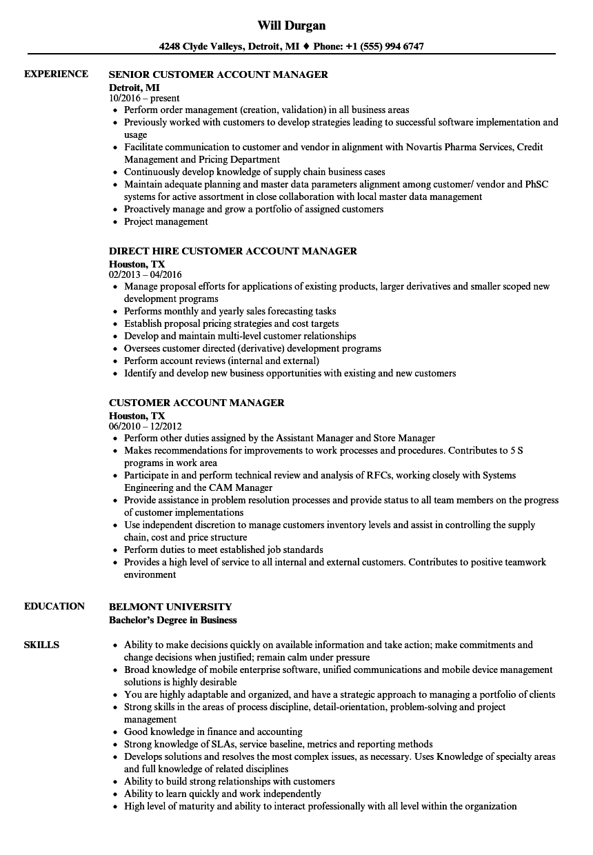 Fine Health Information Management Resume Calgary Image