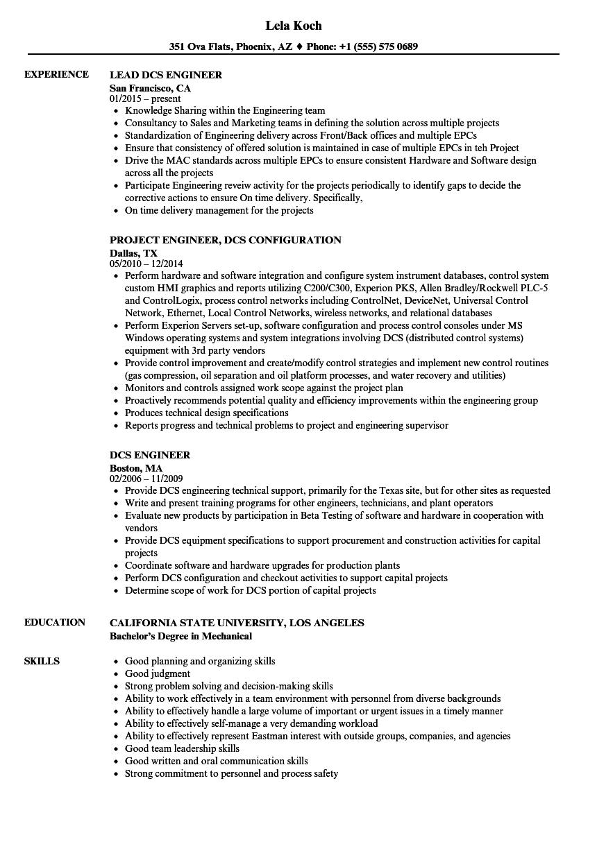 hardware engineer resume sample