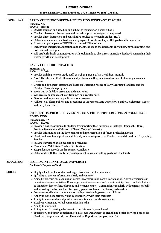 multitask resume sample