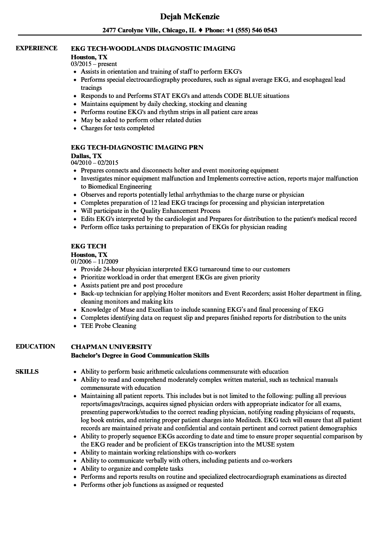 stocking resume examples