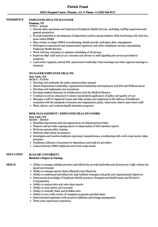 health care provider resume sample