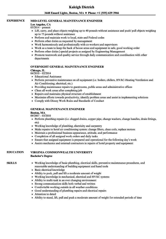 Electrical Test Engineer Resume Samples - Resume Examples