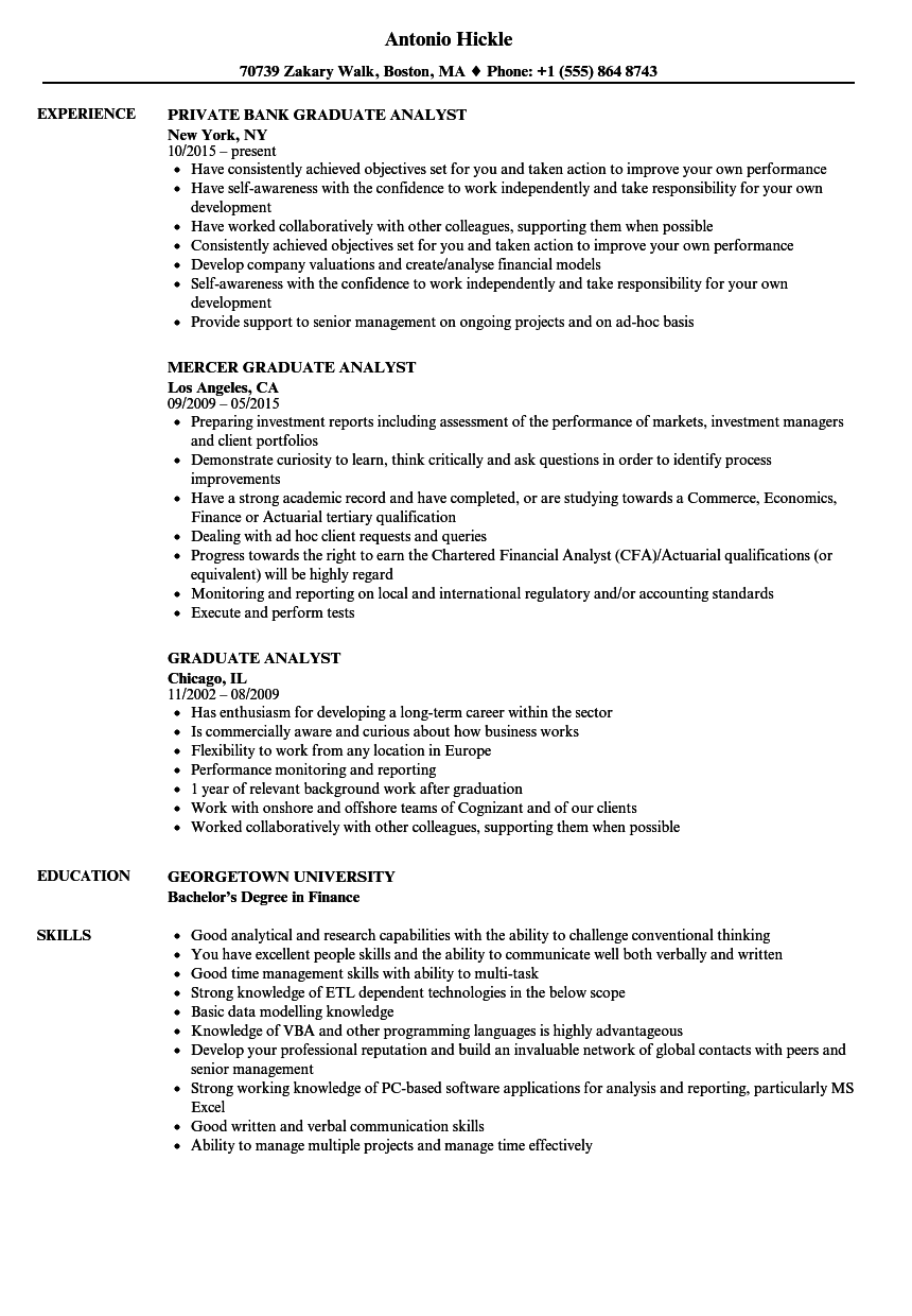 sample of research and development resume