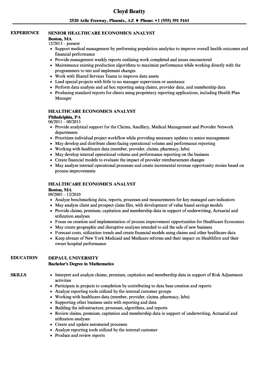 medicaid business analyst resume sample